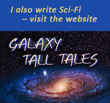 Galaxy Tall Tales Website